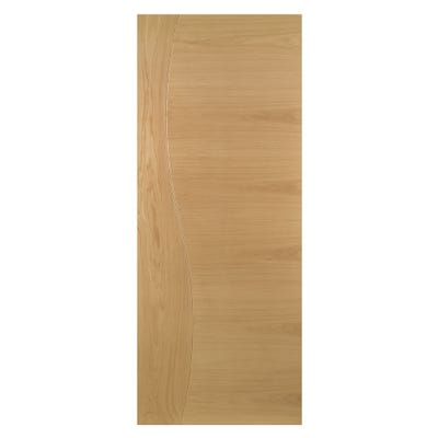Deanta Internal Oak Cadiz Prefinished FD30 Fire Door