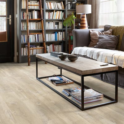 Quick Step Creo CR3177 Charlotte Oak Brown Laminate Flooring