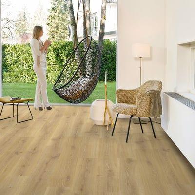 Quick Step Creo CR3180 Tennessee Oak Natural Laminate Flooring