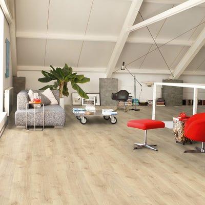 Quick Step Creo CR3182 Virginia Oak Natural Laminate Flooring