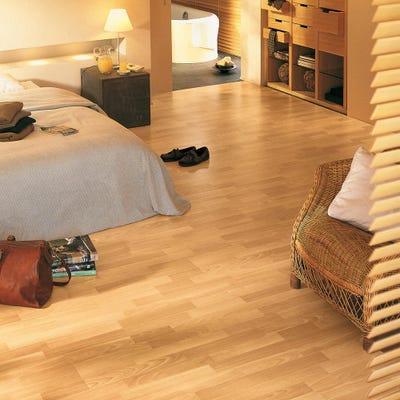 Quick Step Classic CL1016 Enhanced Beech Laminate Flooring