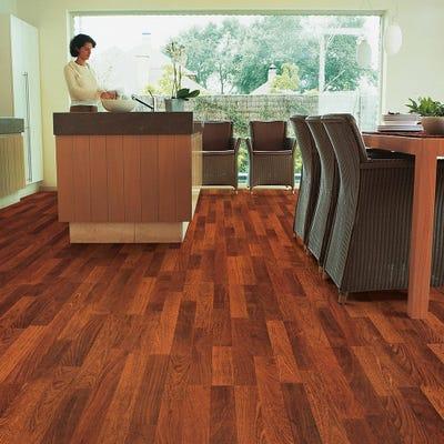 Quick Step Classic CL1039 Enhanced Merbau Laminate Flooring