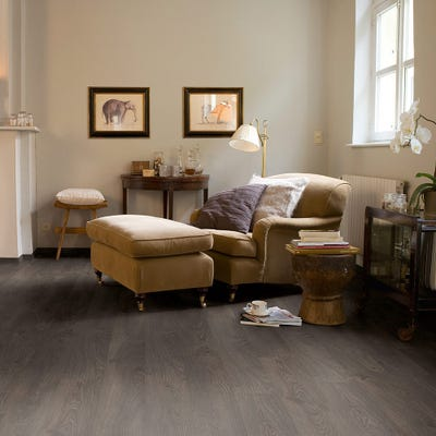 Quick Step Classic CLM1382 Old Oak Grey Laminate Flooring