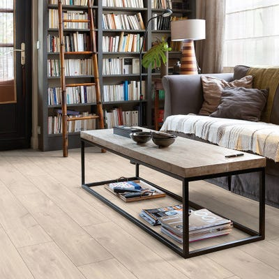 Quick Step Classic CLM1655 Havanna Oak Natural Laminate Flooring