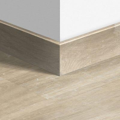 Quick Step Charlotte Oak Brown Parquet Skirting 14 x 77 x 2400mm Design QS3177