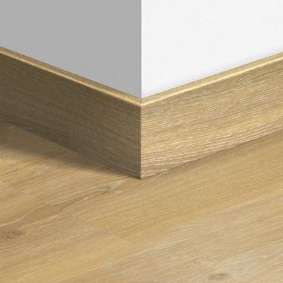 Quick Step Tennessee Oak Natural Parquet Skirting 14 x 77 x 2400mm Design QS3180
