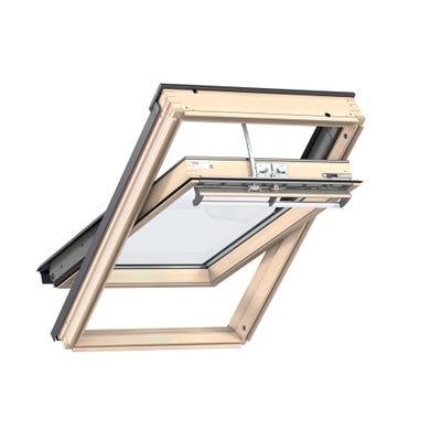 VELUX Integra Electric Laminated Pine Roof Window