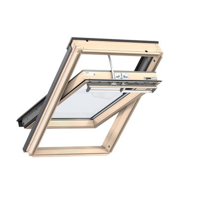 VELUX Integra Electric Laminated Pine Roof Window