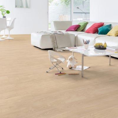 Quick Step Livyn Balance Click BACL40032 Select Oak Light Vinyl Flooring
