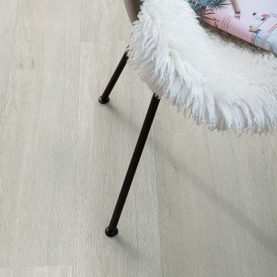 Quick Step Livyn Balance Click BACL40052 Silk Oak Light Vinyl Flooring