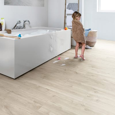 Quick Step Livyn Balance Click BACL40038 Canyon Oak Beige Vinyl Flooring