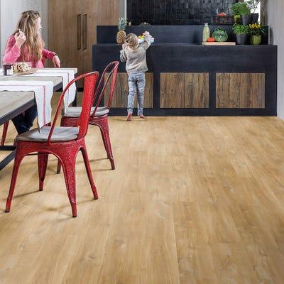 Quick Step Livyn Balance Click BACL40039 Canyon Oak Natural Vinyl Flooring