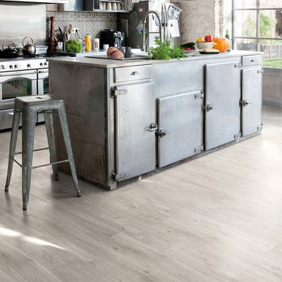Quick Step Livyn Balance Click BACL40030 Canyon Oak Grey with Saw Cuts Vinyl Flooring