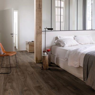 Quick Step Livyn Balance Click BACL40027 Cottage Oak Dark Brown Vinyl Flooring