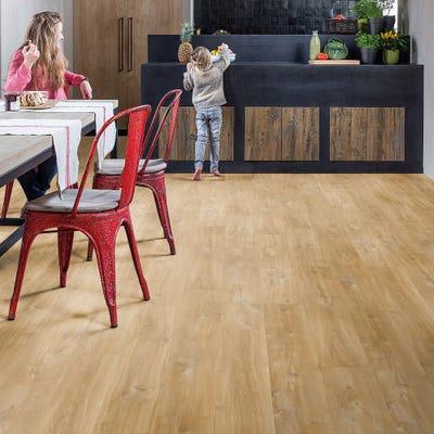 Quick Step Livyn Balance Click+ BACP40039 Canyon Oak Natural Vinyl Flooring