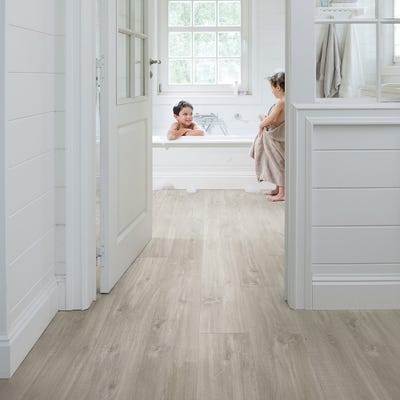 Quick Step Livyn Balance Click+ BACP40030 Canyon Oak Grey with Saw Cuts Vinyl Flooring