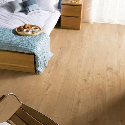 Krono Original Vario+ 5985 Sherwood Oak 12mm Laminate Flooring