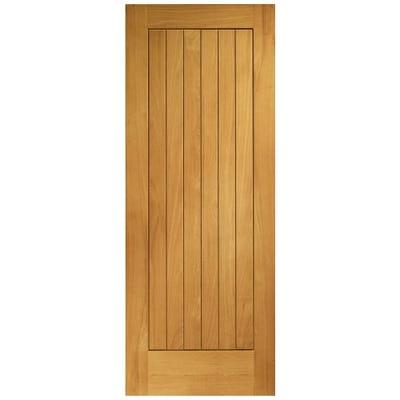 XL Joinery External Oak Suffolk 6 Panel Prefinished Door