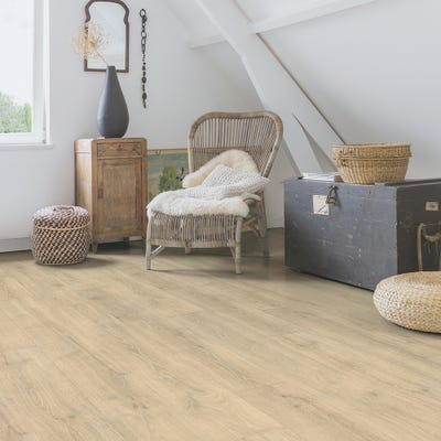 Quick Step Majestic MJ3545 Woodland Oak Beige Laminate Flooring