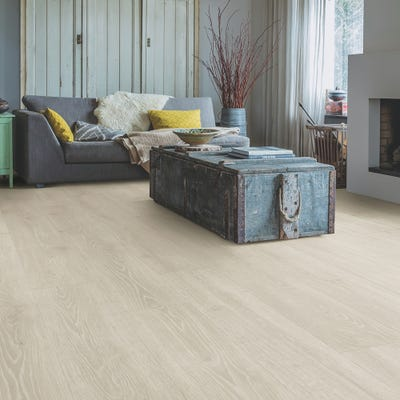 Quick Step Majestic MJ3547 Woodland Oak Light Grey Laminate Flooring