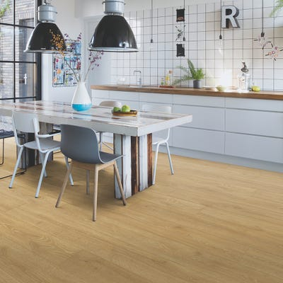 Quick Step Majestic MJ3546 Woodland Oak Natural Laminate Flooring