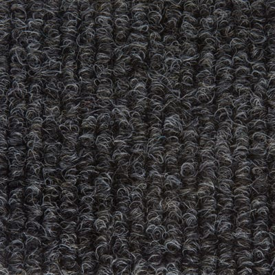 Danish Charcoal 500mm x 500mm Burmatex Cordiale Carpet Tile