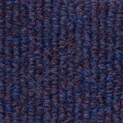 Portuguese Purple 500mm x 500mm Burmatex Cordiale Carpet Tile