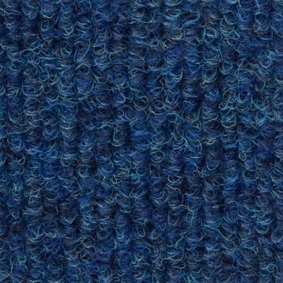 English Blue 500mm x 500mm Burmatex Cordiale Carpet Tile