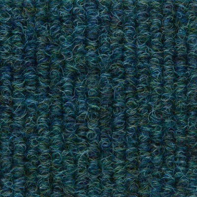 Chinese Turquoise 500mm x 500mm Burmatex Cordiale Carpet Tile