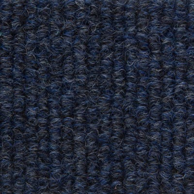 Czech Blue 500mm x 500mm Burmatex Cordiale Carpet Tile