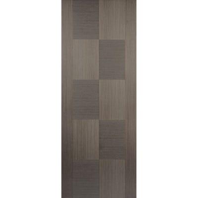 LPD Internal Chocolate Grey Apollo Prefinished Door