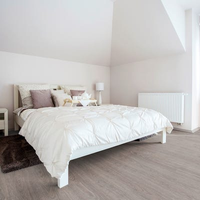 Luvanto Click QAF-LCP-02 Washed Grey Oak Vinyl Flooring