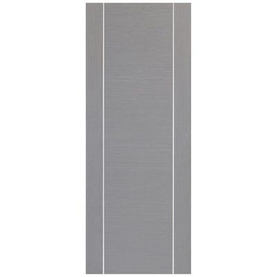 XL Joinery Internal Light Grey Forli Prefinished Door