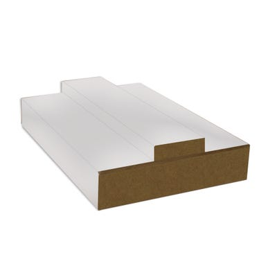 Deanta Internal White Primed Universal Door Lining Set