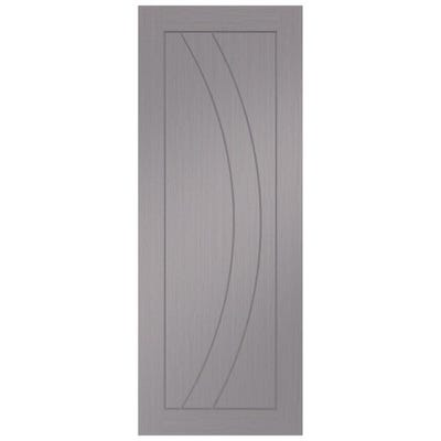 XL Joinery Internal Light Grey Salerno Prefinished FD30 Fire Door