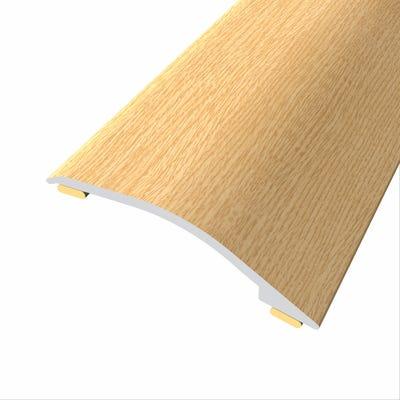 Laminate Stickdown Threshold Adjustable Ramp 3-12mm Albany Oak 0.9m