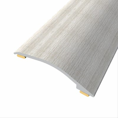 Laminate Stickdown Threshold Adjustable Ramp 3-12mm Boulder Oak 0.9m