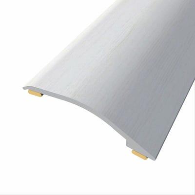Laminate Stickdown Threshold Adjustable Ramp 3-12mm Chantilly Oak 0.9m