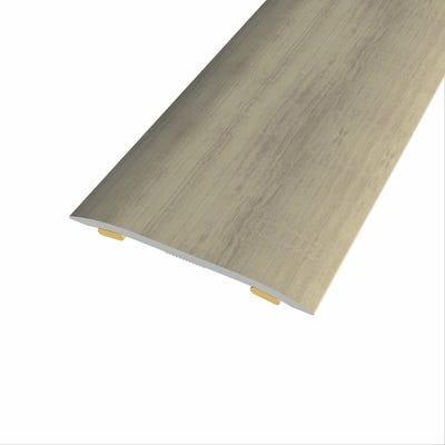 Laminate Stickdown Threshold Coverstrip Sherwood Oak 0.9m