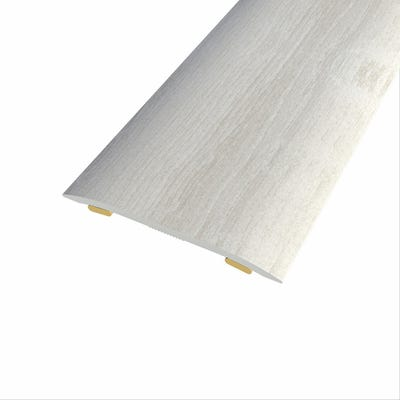 Laminate Stickdown Threshold Coverstrip Rockford Oak 0.9m