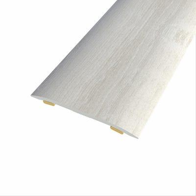 Laminate Stickdown Threshold Coverstrip Rockford Oak 2.7m
