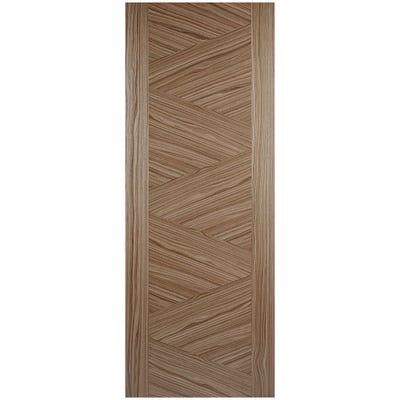 LPD Internal Walnut Zeus Prefinished Door