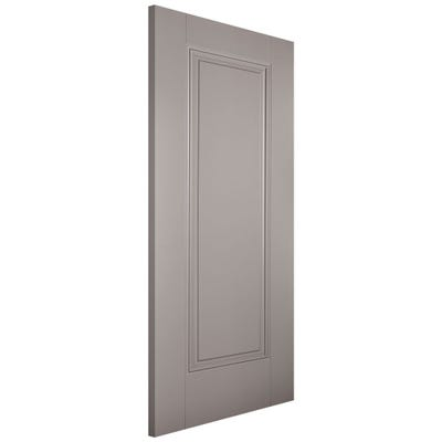 LPD Internal Grey Eindhoven 1 Panel Door