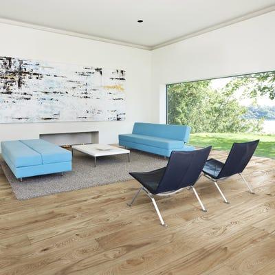 Kahrs 15 x 187mm Oak Cornwall Matt Lacquered Click Engineered Wood Flooring