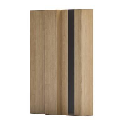 Deanta Oak Prefinished Universal Fire Door Lining Set 2100 x 108 x 30mm