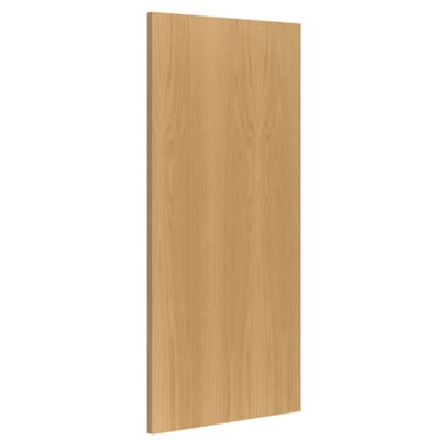 Deanta Internal Flush Oak Prefinished Door