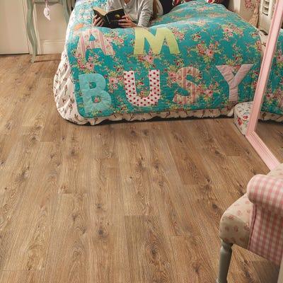 Elka 12mm Cinnamon Oak ELT279 Laminate Flooring