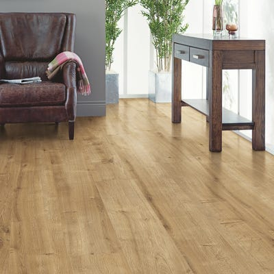 Elka 8mm Pavillion Oak ELW120 Long Plank Laminate Flooring