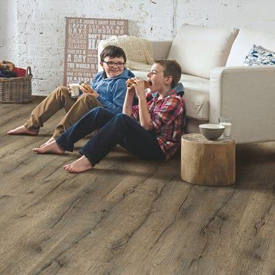 Elka Classic Plank ELL40155 School House Oak Vinyl Flooring