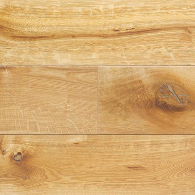 Elka 13.5 x 190mm Summer Oak Brushed and Oiled Engineered Wood Flooring ELKA13SUMMER